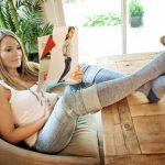 Denim Cool 20-30 mmHg Compression Socks