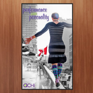 Performance with Personality Poster