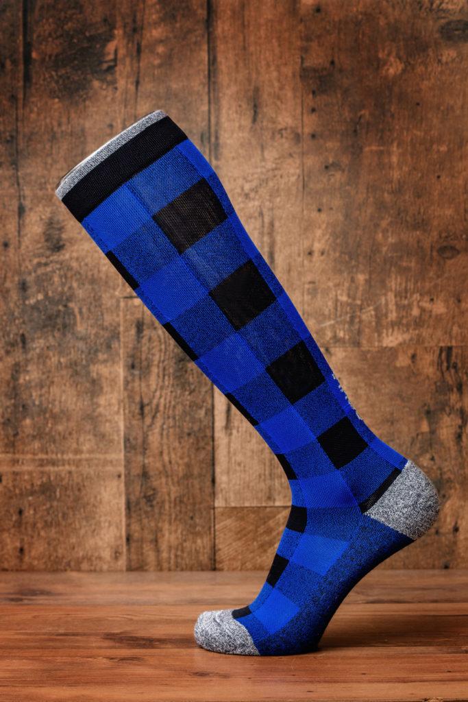BLUE Lumber Jack 20-30mmHg