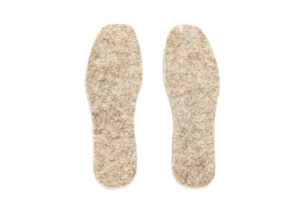 LUXURIOUS WOOL INSOLES
